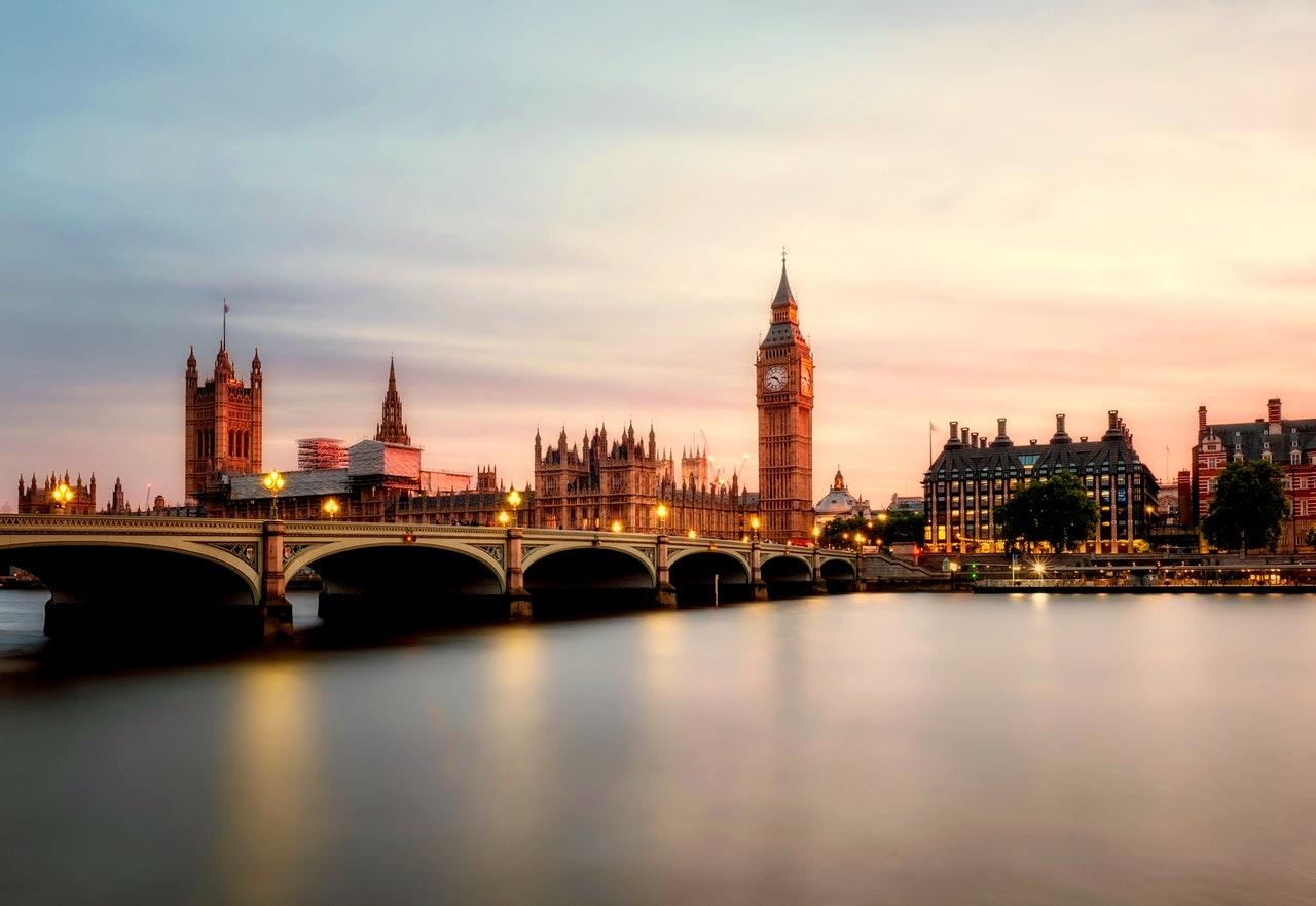 Cidade mais visitadas do mundo - Londres